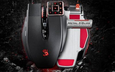Bloody 2 Multi-Core Gaming Mouse V7 Review
