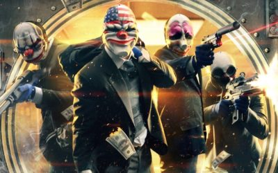 Payday 2 Heists Possibly Leaked