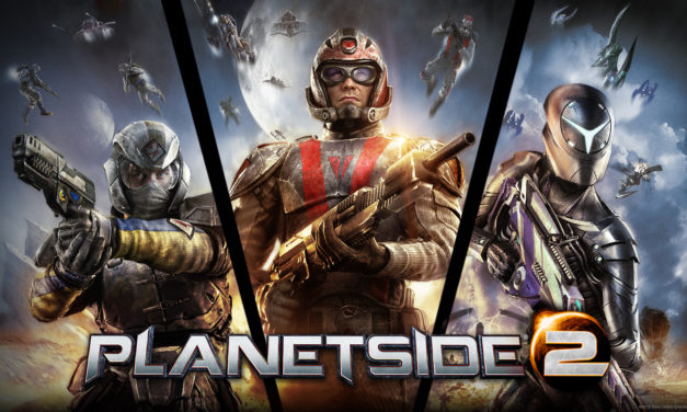 Planetside 2 at SyndCon